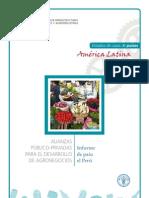 PERU FAO