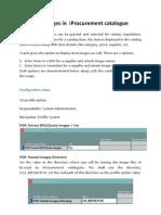 Add Item Images in iProcurement Catalog
