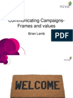 Framing your campaign