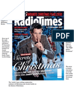 Doctor Who Radio Times deconstruction.