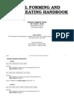 Steel Forming and Heat Treating Handbook