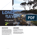 Binalong Bay Foreshore Masterplan Consultation Report
