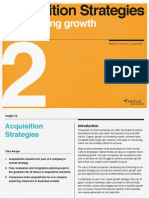 Acquisition Strategy Primer