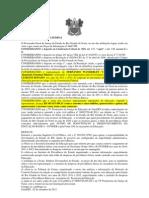PORTARIA Nº 24 AÇÃO CIVIL PÚBLICA MINEIRO