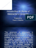 Nietzsche Presentation January 2008