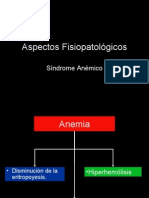 Anemia (factores fisioptológicos)