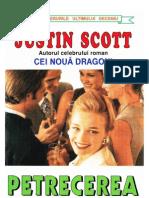 Justin Scott - Petrecerea (v.1.0)