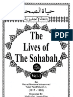 EnglishHayatusSahabah V1 P1 101 MaulanaYusufKandolviRA