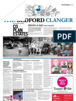 The Bedford Clanger - September 2013