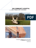 Midlothian Community Hospital Art Strategy