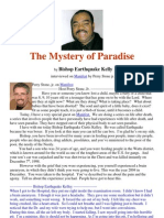 The Mystery of Paradise (Bishop Earthquake Kelley)