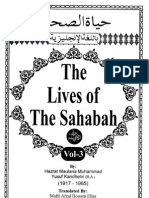 EnglishHayatusSahabah V3 P1 101 MaulanaYusufKandolviRA