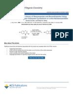 2006 JOC, 73, 9, 3453, benzooxazoli.pdf
