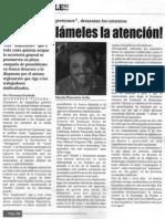 Martin Llameles La Atencion