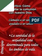 Levítico santidad practica XVI IBE Callao
