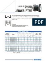 Hoja de Datos Junta de Expansiasn de Caucho Cod Jebwa Ptfe 20130516122833