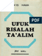 2009_06!18!21!43!25.PDF Ufuk Risalah Taalim Part 1 Said H