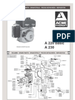 ACME A220 - A230