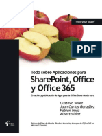Todo Sobre Aplicaciones Para SharePoint Office y Office 365 - Vvaa - Krasis Press