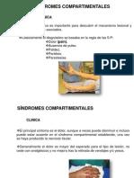 Sindrome Compartimental Parte 2