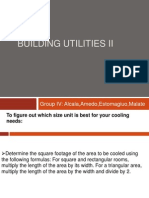 Building Utilities II