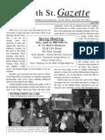 West 13th Street Gazette No. 12
