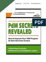 Secrets of Pdm