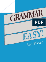 Grammar is Easy! (Lithuanian Version) [Ann Pikver] (2007) by Cloud Dancing