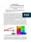 5D Data Storage by Ultrafast Laser Nanostructuring in Glass