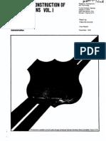 FHWA - Design and Construction of Stone Columns Vol I