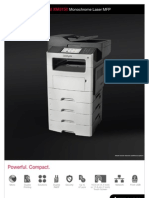 Midshire Business Systems - Lexmark XM1145 / XM3150 - MFP Monochrome Brochure