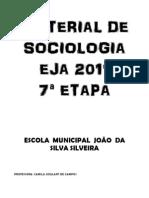 apostila  sociologia 7