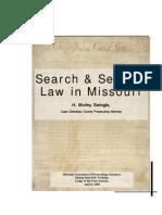 Search & Seizure Law in Missouri