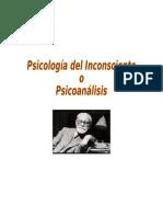 Informe psicoanalisis