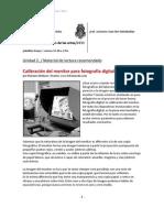 Calibración del monitor para fotografía digital (Parte I y II)