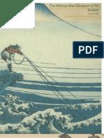 Hokusai the Metropolitan Museum of Art Bulletin v 43 No 1 Summer 1985