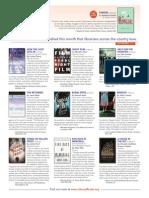 LibraryReads September Top Ten List
