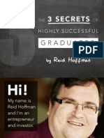 # Secret of Highly Succesfull Graduates