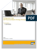SAP Strategy Management 10 Configuration Guide