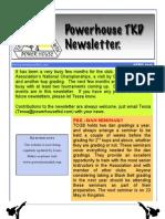Newsletter April 2010 for Email
