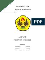 Makalah Akuntansi Khusus Topik Kontenporer (1)