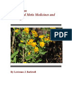 Traditional Metis Medicine and Healing