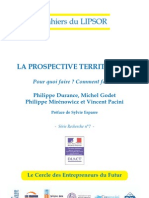 Prospective Territoriale Complet 2008