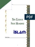 Apa Artinya Saya Menganut Islam - Fathi Yakan