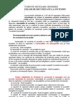 Documente Autorizatie Securitate Incendii