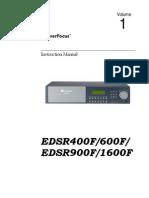 EDSR Manual
