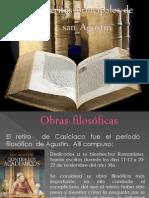 Escritos principales de san Agustín
