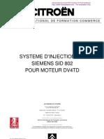 Injection HDI SIEMENS SID 802 Moteur DV4TD.pdf