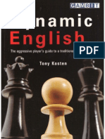 Tony Kosten - The Dynamic English (1999)