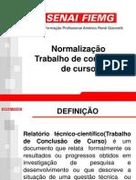 Normalização TCC ARG